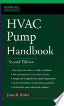 HVAC Pump Handbook  Second Edition