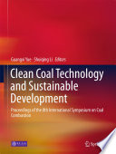 Clean Coal Technology and Sustainable Development
