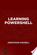 Learning PowerShell
