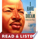 I Have A Dream Read Listen Edition