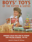 Boys' Toys of the Fifties and Sixties