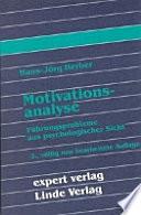 Motivationsanalyse