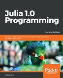 Julia 1 0 Programming