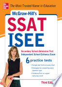 McGraw Hill s SSAT ISEE  3rd Edition