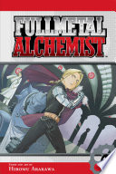 Fullmetal Alchemist : arm and his leg, and...