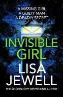 Book Invisible Girl