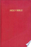 King James Version Ministry   Pew Bible
