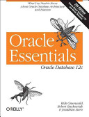Oracle Essentials