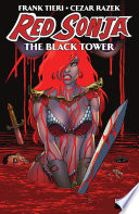 Red Sonja  Black Tower  4