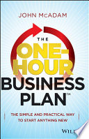 The One Hour Business Plan