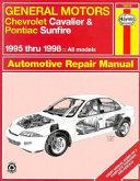 Gm Chevrolet Cavalier and Pontiac Sunfire