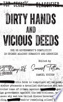 Dirty Hands and Vicious Deeds Scholar Samuel Totten Shows How