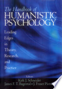 The Handbook of Humanistic Psychology The Resurgent Field Of Humanistic