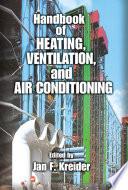 Handbook of Heating  Ventilation  and Air Conditioning