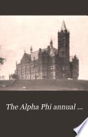 The Alpha Phi Quarterly