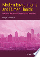 Modern Environments and Human Health