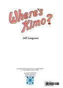 Where's Kimo?