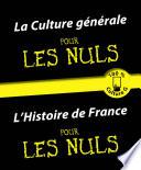Pack 100% Culture Générale Pour les Nuls