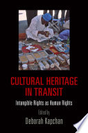 Cultural Heritage in Transit