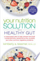 Your Nutrition Solution to a Healthy Gut Book PDF