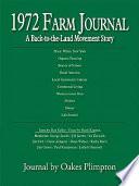 1972 Farm Journal