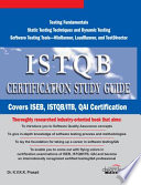 Istqb Certification Study Guide  Iseb  Istqb  Itb  Qai Certification  2008 Ed