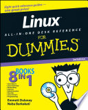 illustration Linux All-in-One Desk Reference For Dummies