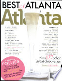 Atlanta Through Provocative Writing Authoritative Reporting And
