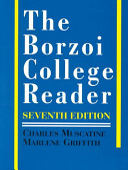 The Borzoi