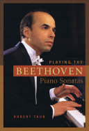 Playing the Beethoven Piano Sonatas