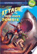 Attack Of The Shark Headed Zombie