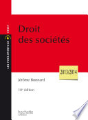 Droit Des Soci T S 2013 2014