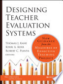Designing Teacher Evaluation Systems