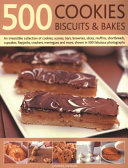 500 Cookies Biscuits And Bakes