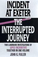 download ebook incident at exeter, the interrupted journey pdf epub