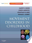 Movement Disorders in Childhood   E Book