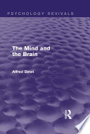 The Mind And The Brain Psychology Revivals