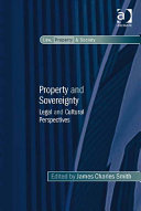 Property and Sovereignty