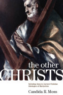 The Other Christs : suffering in the literature of the...