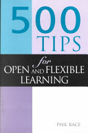 500 Tips for Open and Flexible Learning
