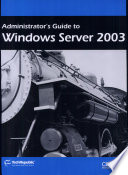 illustration Administrator's Guide to Windows Server 2003