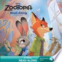 Zootopia Read Along Storybook