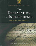 The Declaration Of Independence And The Constitution Of The United States Pdf/ePub eBook