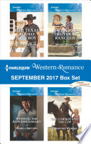 Harlequin Western Romance September 2017 Box Set