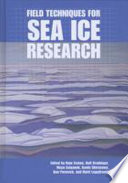 Field Techniques for Sea-Ice Research