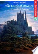 The Castle of Otranto  English Italian edition illustrated