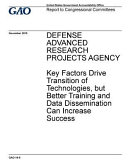 Defense Advanced Research Projects Agency book