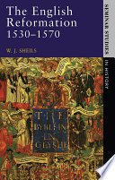 The English Reformation 1530   1570