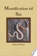 Mortification of Sin