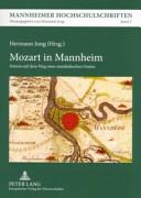 Mozart in Mannheim